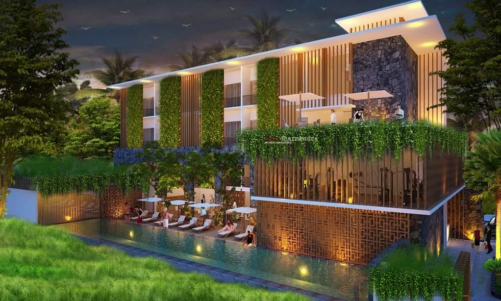 Aleva Hotel Made Dharmendra Bali Top Design Architect